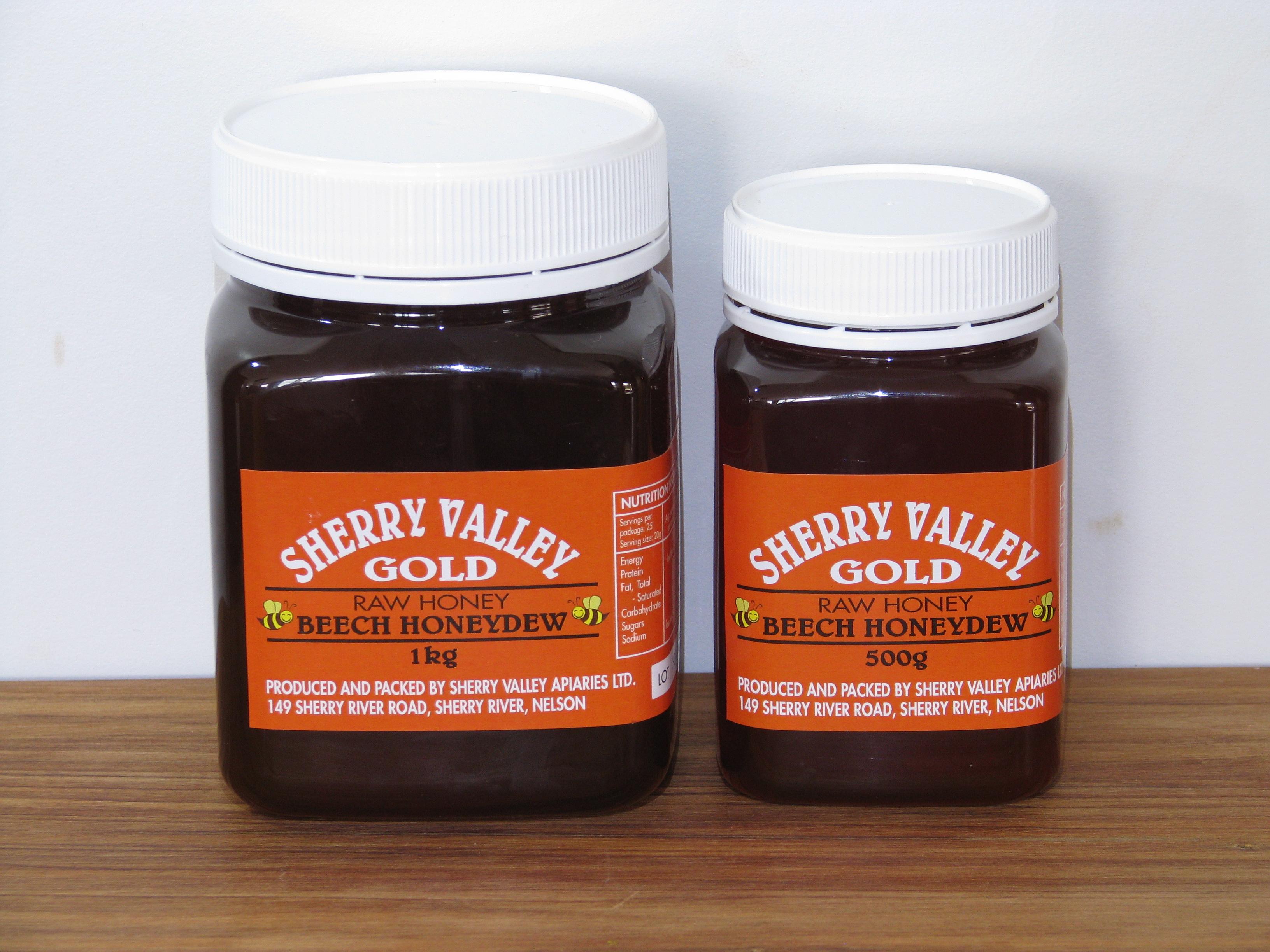 Beech Honeydew Honey