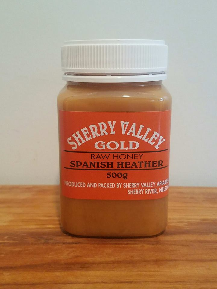 Spanish Heather Honey