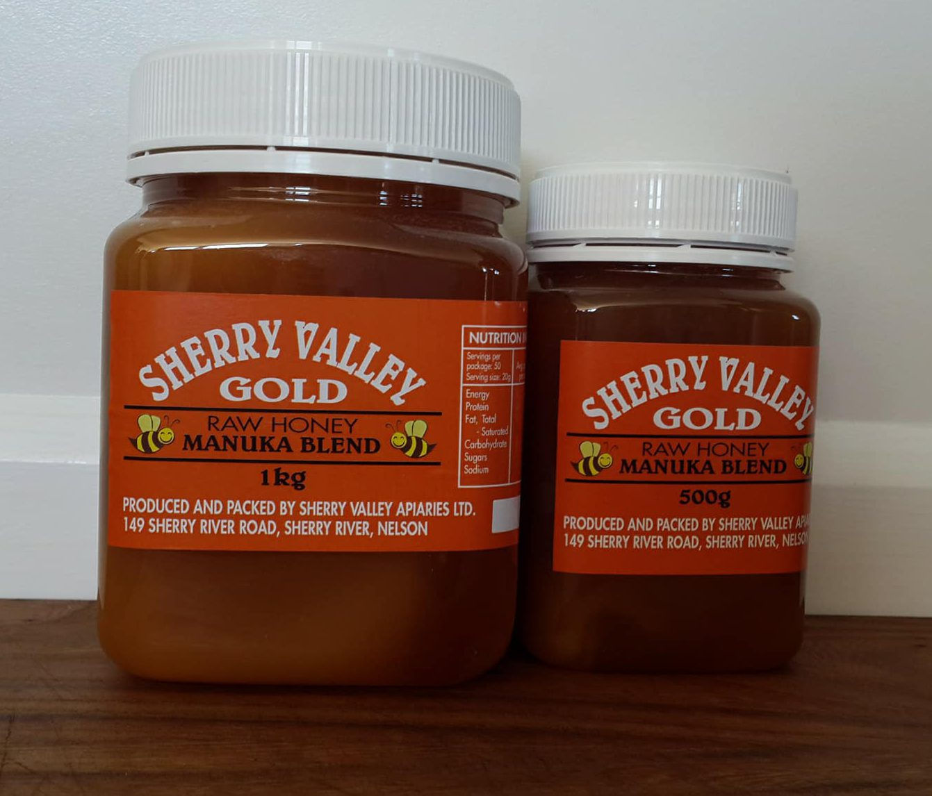 Manuka Blend Honey